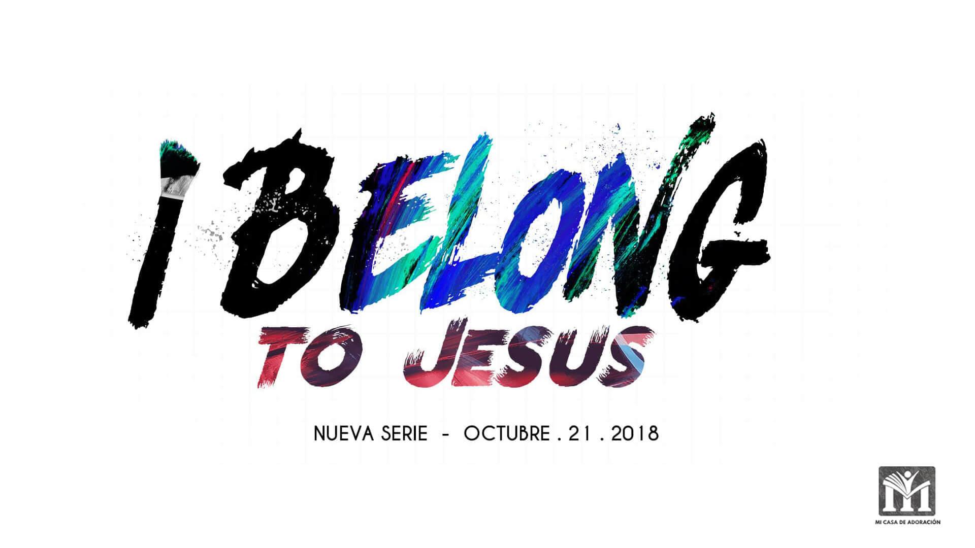 Yo Pertezco A Jesus